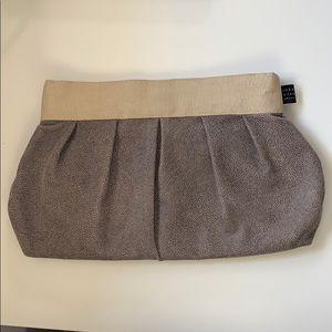 1154 Lill Studio Unique Soft Fabric Clutch